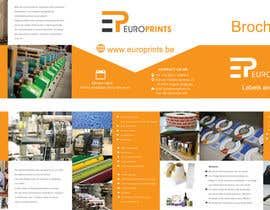 #35 untuk Ontwerp een Brochure for Europrints oleh sani58