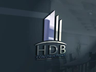 RAIDAHKHALIDSYED tarafından Design a Logo for HDB Constructions pty ltd için no 24