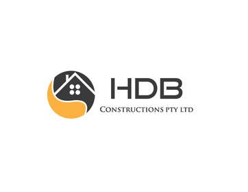 #27 untuk Design a Logo for HDB Constructions pty ltd oleh mdrashed2609