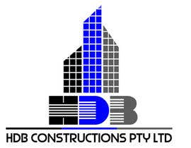 #16 for Design a Logo for HDB Constructions pty ltd af smsasony