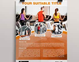 stylishwork tarafından Design a Flyer for Fitness Business için no 3