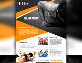 Mondalstudio tarafından Design a Flyer for Fitness Business için no 8