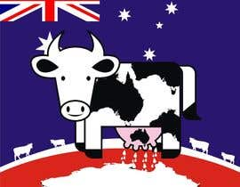 #24 for Design a Logo for an Australian Milk dairy looking to exporting milk by dmpannur