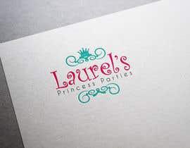 Nro 58 kilpailuun Princess Parties Logo käyttäjältä Gulayim
