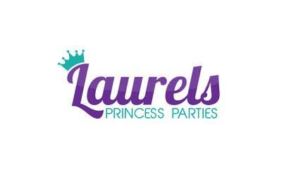 Nro 4 kilpailuun Princess Parties Logo käyttäjältä rraja14