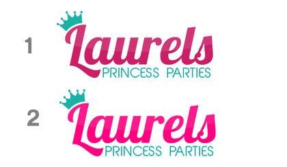 Nro 90 kilpailuun Princess Parties Logo käyttäjältä rraja14
