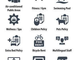 #14 cho Design some Icons for hotel amenities bởi dovuongminh