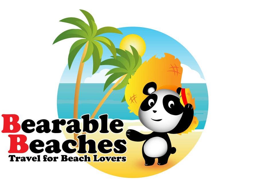 Contest Entry #93 for Design a Logo for Bearable Beaches