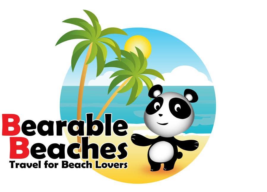 Logo Design Contest Entry #103 for Design a Logo for Bearable Beaches