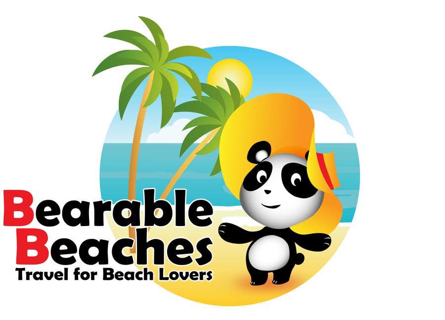 Logo Design Contest Entry #104 for Design a Logo for Bearable Beaches