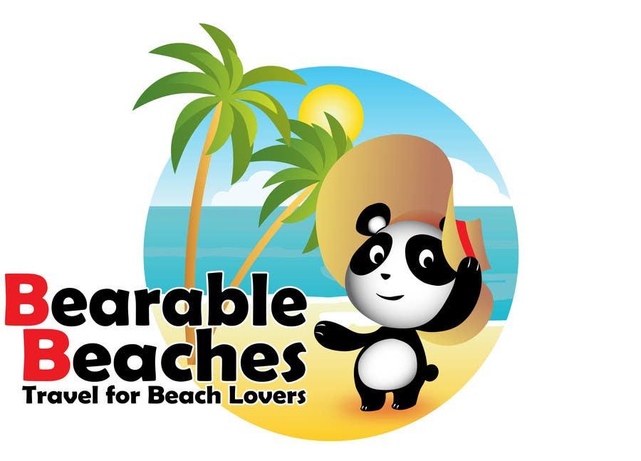 Logo Design Contest Entry #106 for Design a Logo for Bearable Beaches