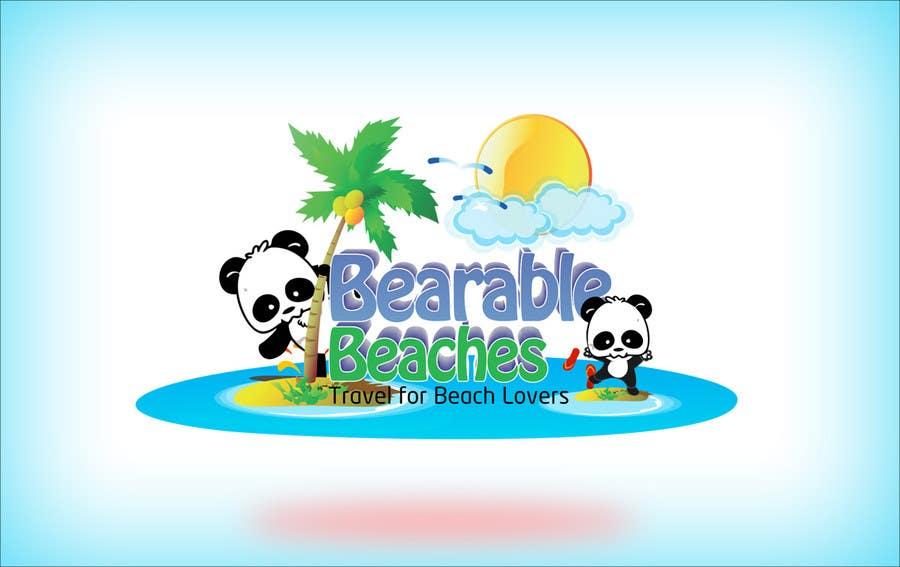 Logo Design Contest Entry #99 for Design a Logo for Bearable Beaches