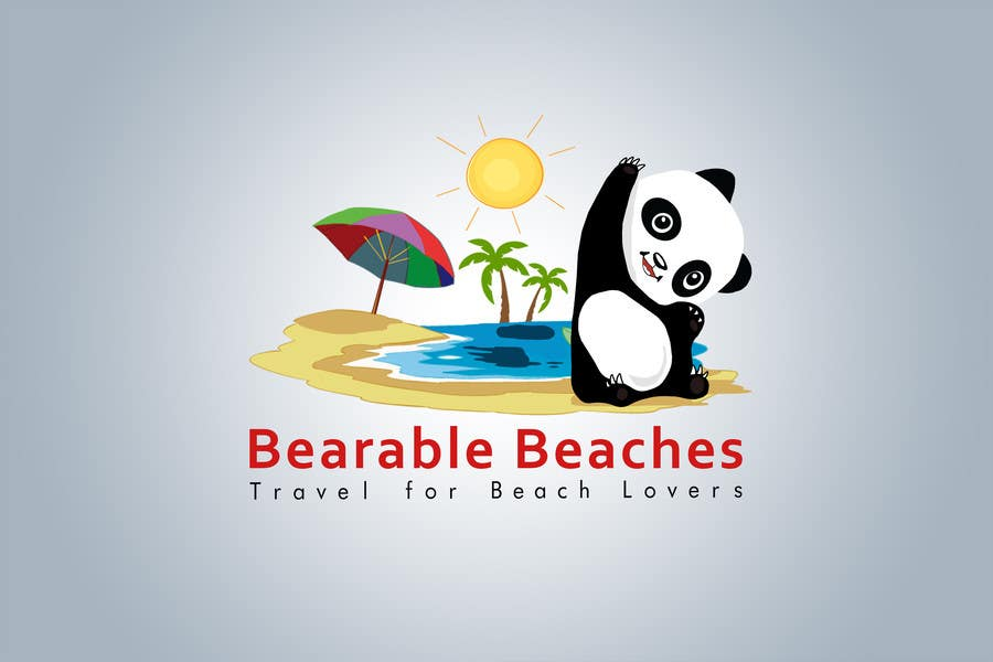 Contest Entry #96 for Design a Logo for Bearable Beaches