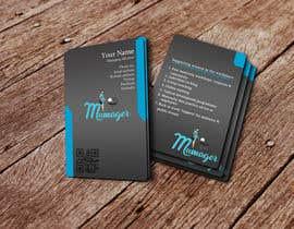 #5 for Design some Business Cards for Mumager af arifbd12345
