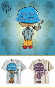 #13 cho Design a T-Shirt for BOY BYE! bởi bouchtiba23