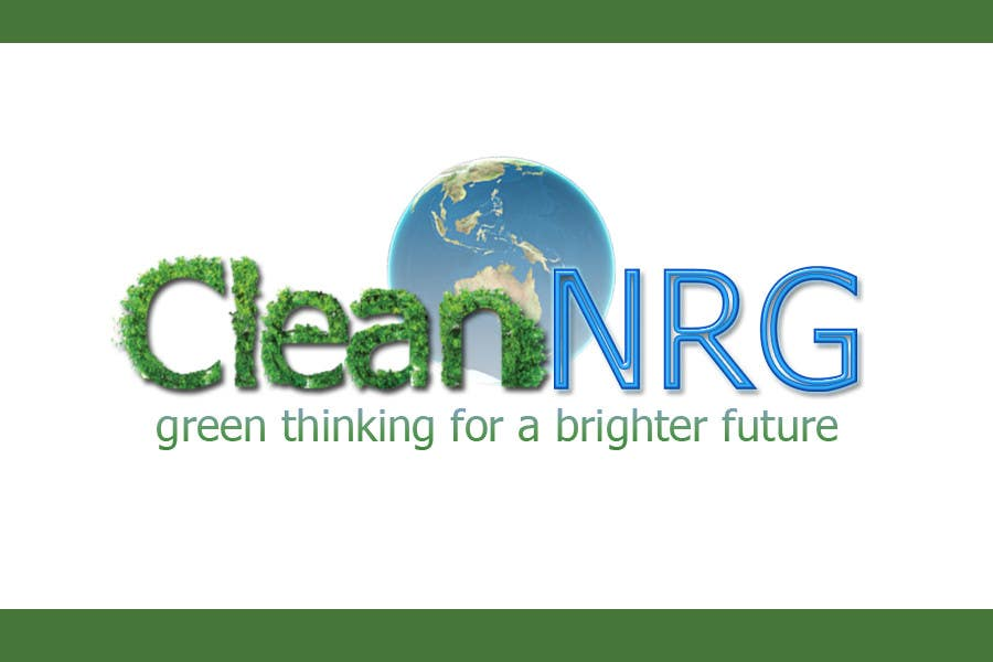 Contest Entry #485 for Logo Design for Clean NRG Pty Ltd