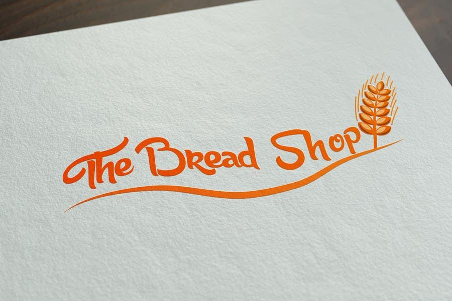 Kilpailutyö #2 kilpailussa Logo for a Bakery Shop