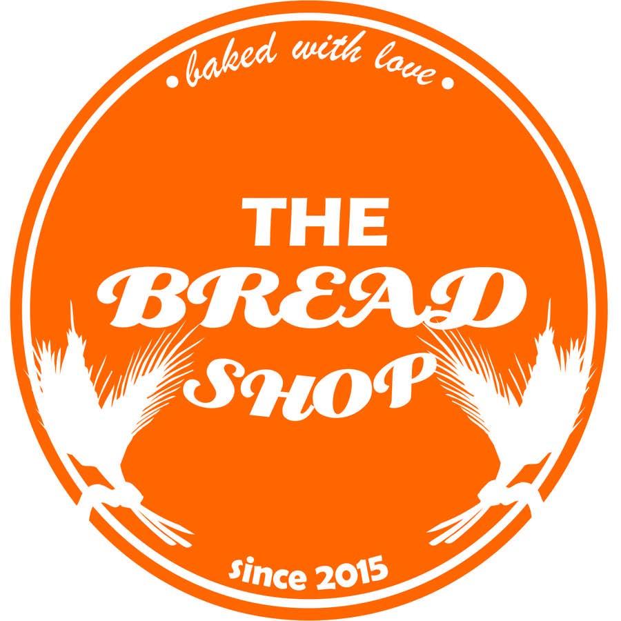 Inscrição nº 20 do Concurso para Logo for a Bakery Shop