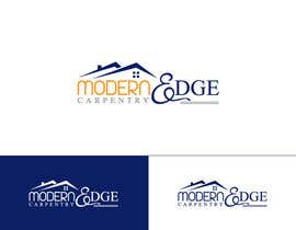 #54 for Design a Logo for Modern Edge Carpentry by creativeservice4
