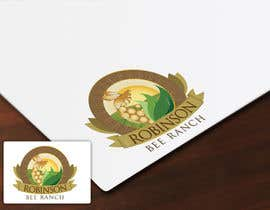 #21 for Design a Logo for Robinson Bee Ranch af kyriene