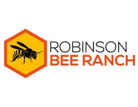 #13 for Design a Logo for Robinson Bee Ranch af MGDesign83