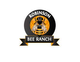 #70 for Design a Logo for Robinson Bee Ranch by creativeart08
