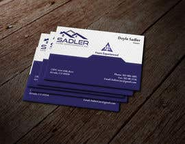 #39 cho Design some Business Cards for sadler home improvements bởi arifbd12345