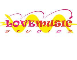nº 26 pour Design a Logo for Love Music Studios par jamjardesign