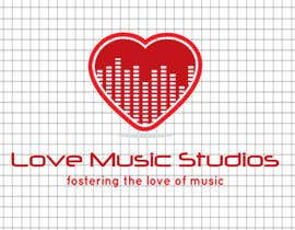 nº 21 pour Design a Logo for Love Music Studios par divyasl