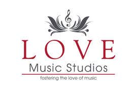 nº 39 pour Design a Logo for Love Music Studios par bhcelaya