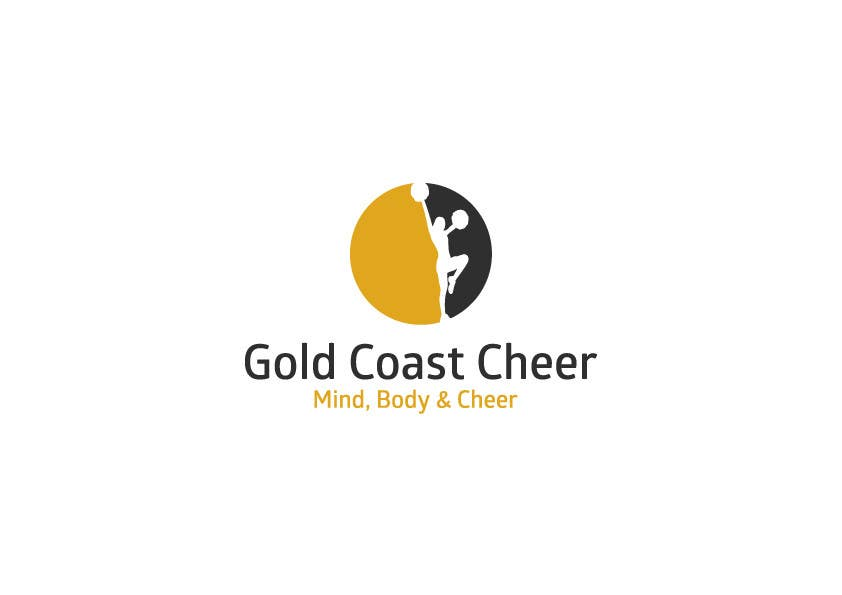 Inscrição nº 17 do Concurso para Design a Logo for Gold Coast Cheer