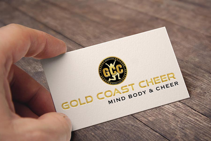 Inscrição nº 80 do Concurso para Design a Logo for Gold Coast Cheer