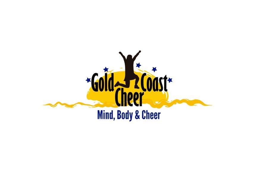 Inscrição nº 86 do Concurso para Design a Logo for Gold Coast Cheer