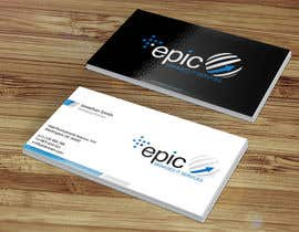 #33 para Design a Logo for EPIC Managed Services por DesignOB