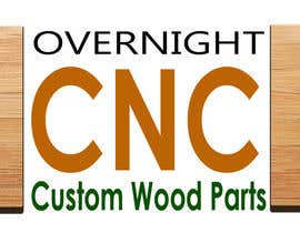 nº 16 pour Design a Logo for Overnight CNC par parteekrsnr