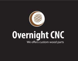 nº 13 pour Design a Logo for Overnight CNC par designcreativ