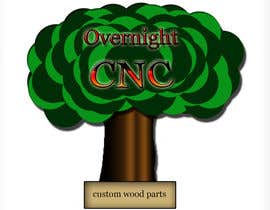 nº 10 pour Design a Logo for Overnight CNC par Serpeverde