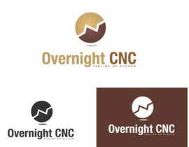nº 9 pour Design a Logo for Overnight CNC par zaldslim