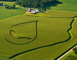 J2CreativeGroup tarafından PHOTOSHOP!  I need an ALIEN logo photoshopping into a corn field!! için no 39