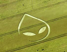 #8 cho PHOTOSHOP!  I need an ALIEN logo photoshopping into a corn field!! bởi N3ky