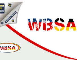 #1 para Design a Logo for WBSA por MarinaWeb