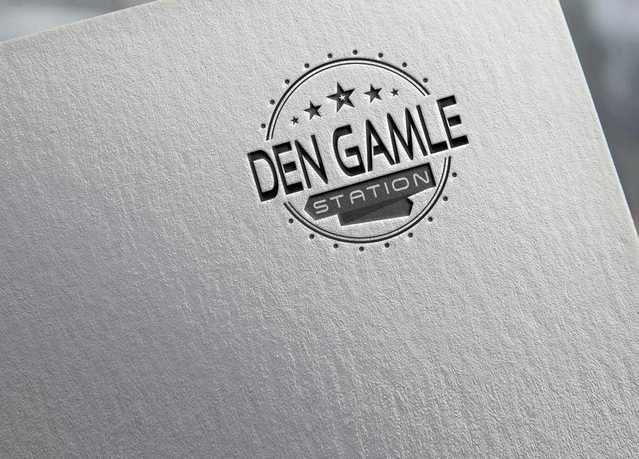 "Bài tham dự cuộc thi #65 cho Design a Logo for ""Den Gamle Station"""