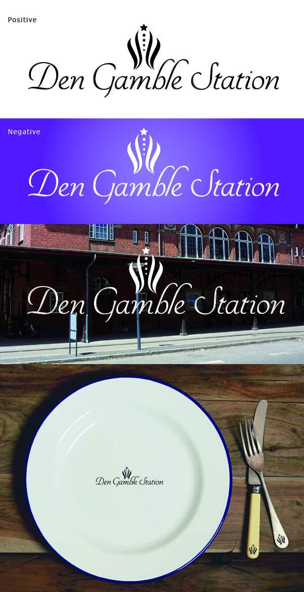 "Bài tham dự cuộc thi #42 cho Design a Logo for ""Den Gamle Station"""