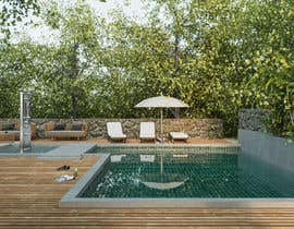 #59 cho Landscape re-design of an exterior area with Pool, Dinning, BBQ , shower and Lounge areas. bởi YoussefSayedH