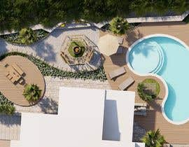#40 cho Landscape re-design of an exterior area with Pool, Dinning, BBQ , shower and Lounge areas. bởi daudinhrau