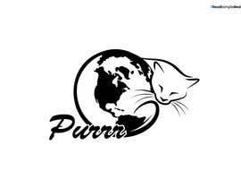 #67 untuk Design a Logo for sailing vessel PURRR oleh MeushArtem