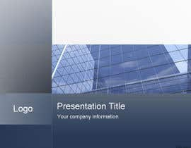 nº 12 pour Eu preciso de algum Design Gráfico for um templete de slide para uma empresa de consultoria par AnastaciaL