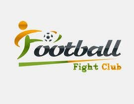 #64 untuk Design a Logo for Football Fight Club oleh habitualcreative