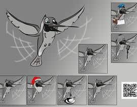 Nro 2 kilpailuun Création d'un personnage à partir d'un logo käyttäjältä MadaSociety