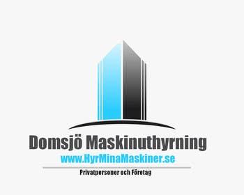 Nro 10 kilpailuun Designa en logo for Örnsköldsviks nyaste uthyrnings företag käyttäjältä Nihadricci